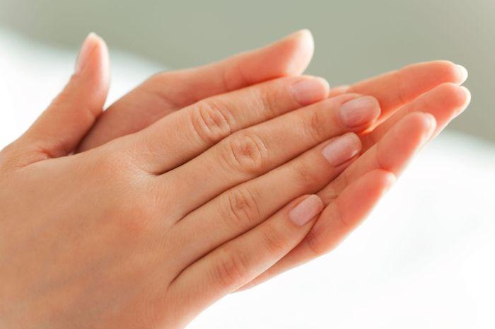 Telapak tangan berkeringat jadi indikasi penyakit jantung?