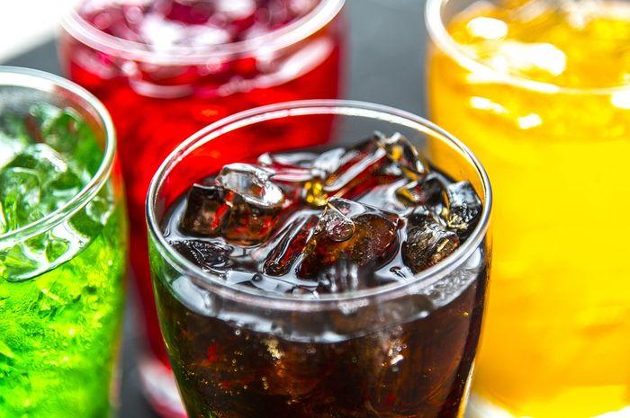 Ini yang terjadi pada tubuh jika selalu minum soft drink