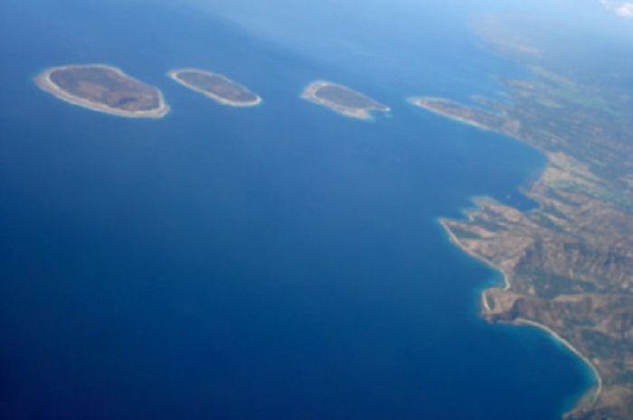 3 Gili, Lombok, NTB