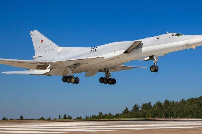 Pesawat pembom nuklir Rusia  TU-22M3m