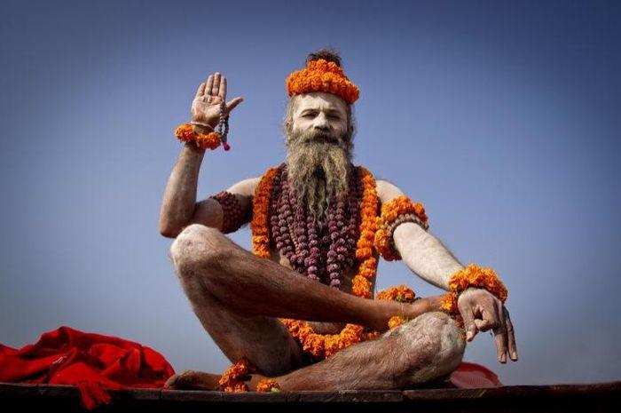 Ritual untuk menjadi seorang Sadhu Aghori
