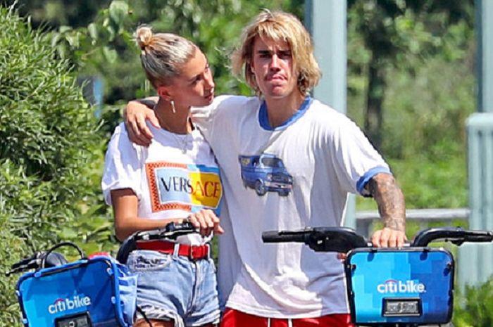 Justin Bieber Menangis