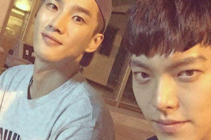 Ahn Bo Hyun dan Kim Woo Bin
