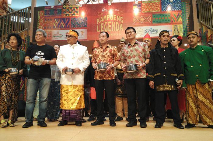 Opening Kampoeng Legenda, Mal Ciputra