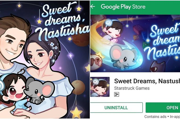 Games Sweet Dreams, Nastusha