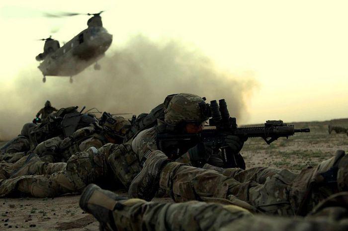Banyak tentara Amerika tewas di Afganistan