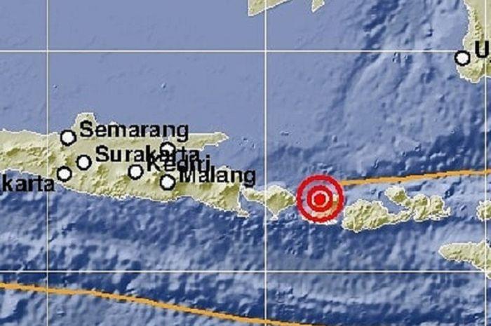 Gempa Lombok.