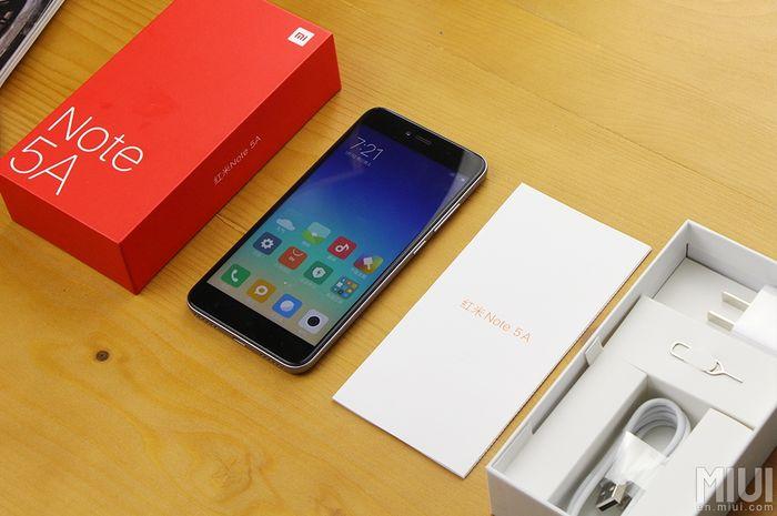 Ponsel Xiaomi Redmi Note 5A
