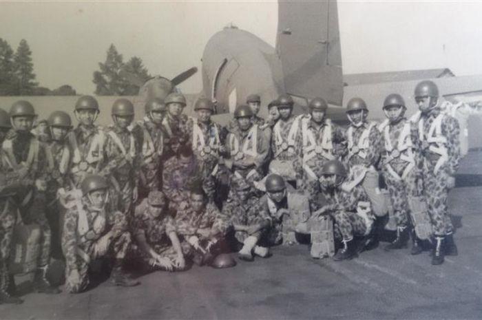 Pasukan Indonesia dalam Operasi Trikora