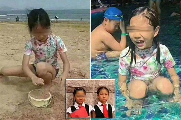 Gadis kembar tenggelam, ternyata ibunya sibuk lakukan ini!