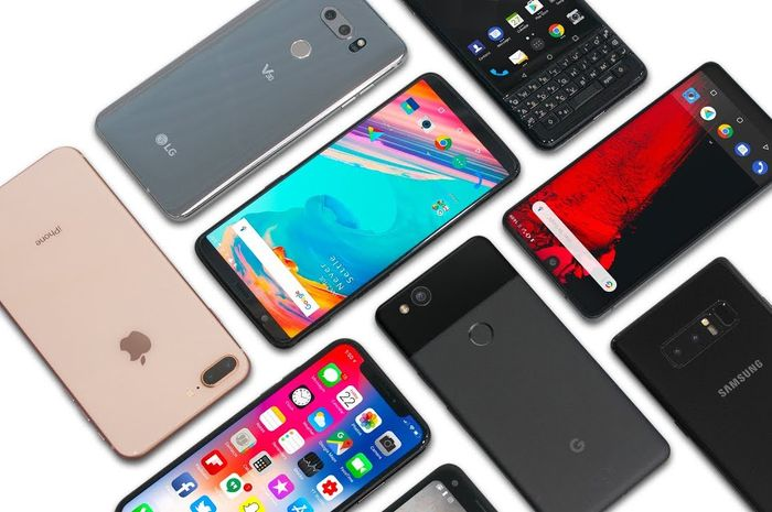 Ponsel-ponsel Flagship dengan harga mahal