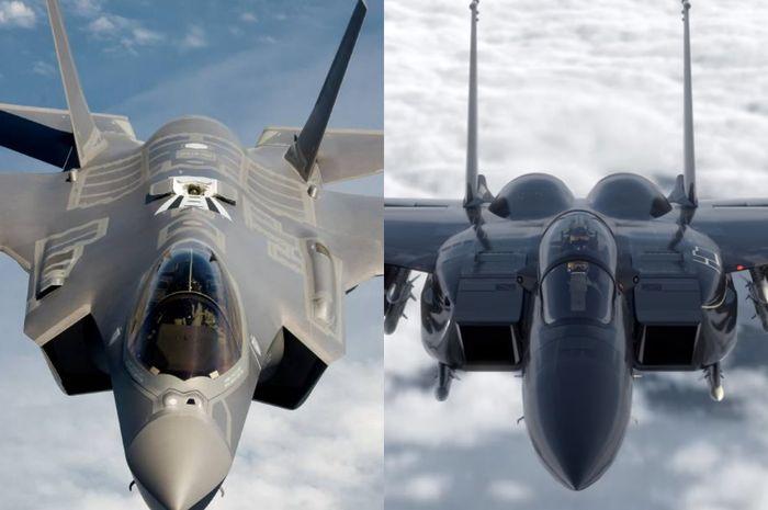 F-15 vs F-35