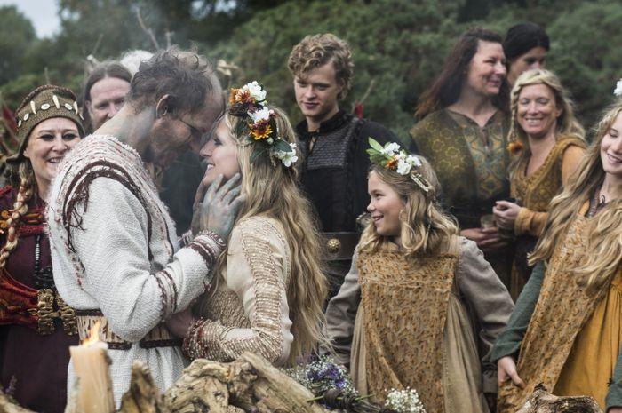 Ritual pernikahan viking yang unik