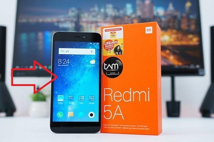 Ponsel Xiaomi Redmi 5A