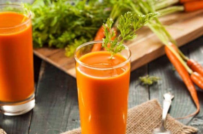4 cara mengolah wortel menjadi minuman kesehatan