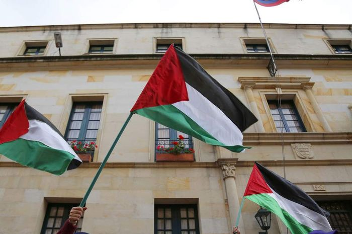 Kolombia jadi negara ke-137 PBB yang mengakui kemerdekaan Palestina.