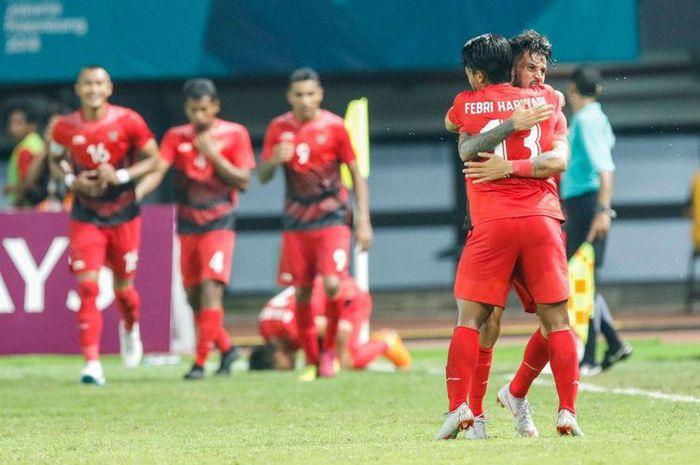 Indonesia Tekuk Taiwan di Asian Games, Ini Tampilan Stadion Tempat PertandinganBerlangsung