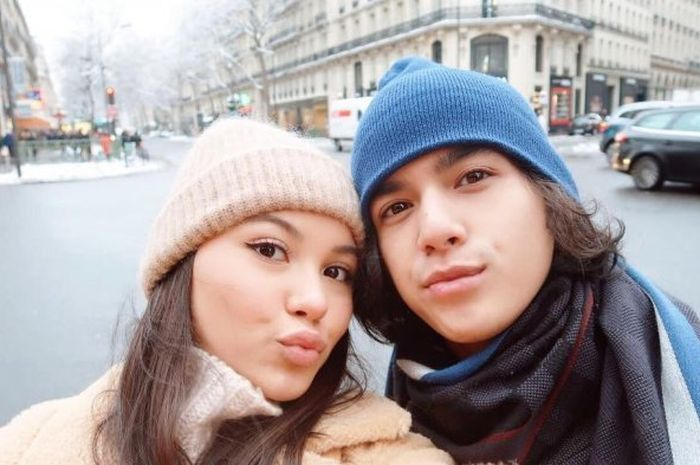 Alyssa Daguise dan Al Ghazali