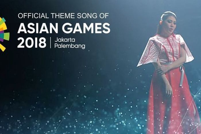 Official Theme Song Asian Games 2018