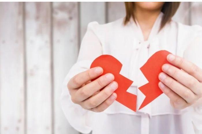Patah hati bisa menjadi komplikasi yang menyebabkan kematian