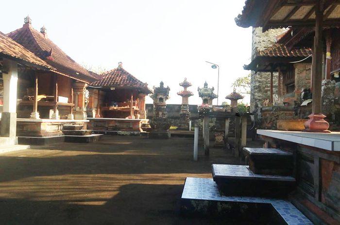 Bali: Matahari Bersinar, Suhu Menurun