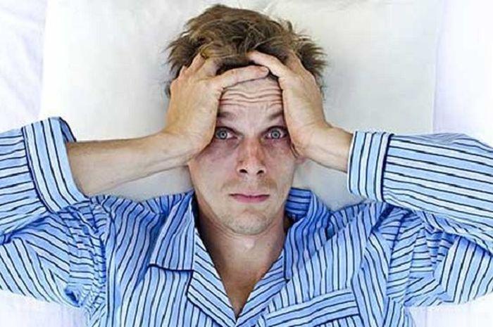 Ilustrasi kekurangan tidur