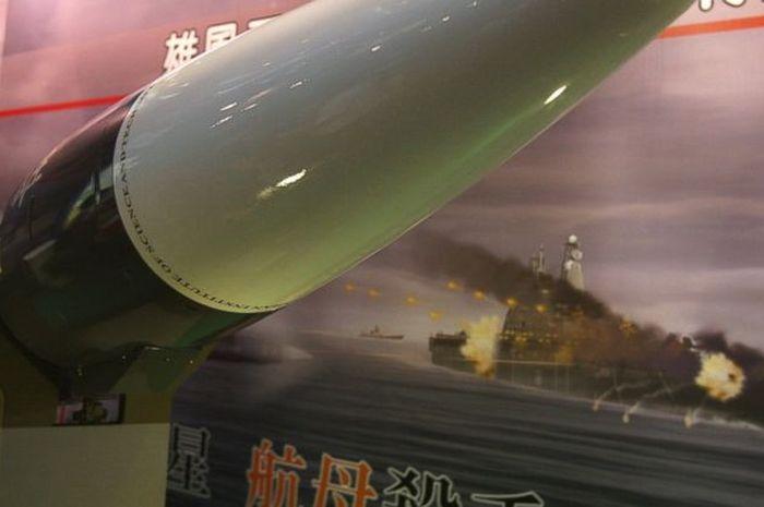Sistem rudal Taiwan yang siap menghalau serangan China.
