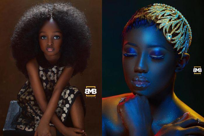 10 Potret Menakjubkan dari Orang Afrika