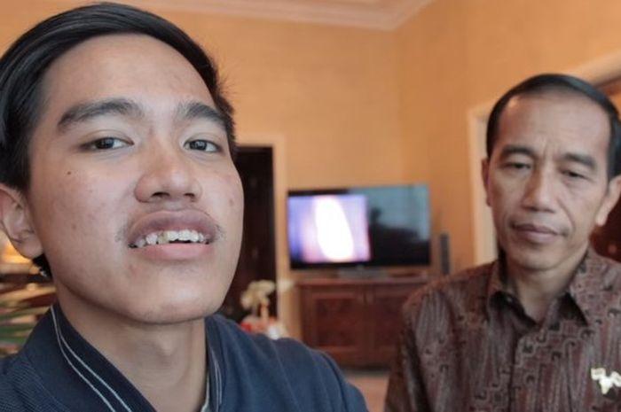 Jokowi Asik Joget di Pembukaan Asian Games, Kaesang Sindir Sang Ayah