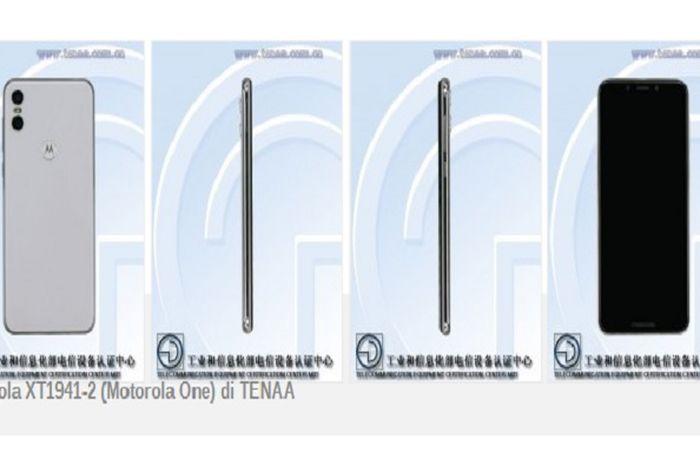 Motorola Bakal Hadirkan 3 Opsi RAM Pada Perangkat Barunya Motorola One