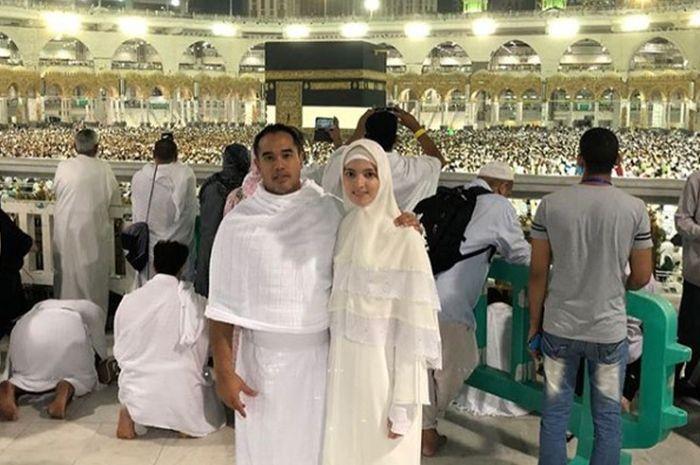 Nia Ramadhani dan Ardi Bakrie