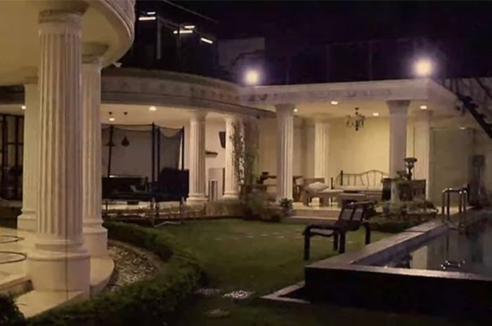 Rumah mewah Anang dan Ashanty yang laku Rp 35 miliar