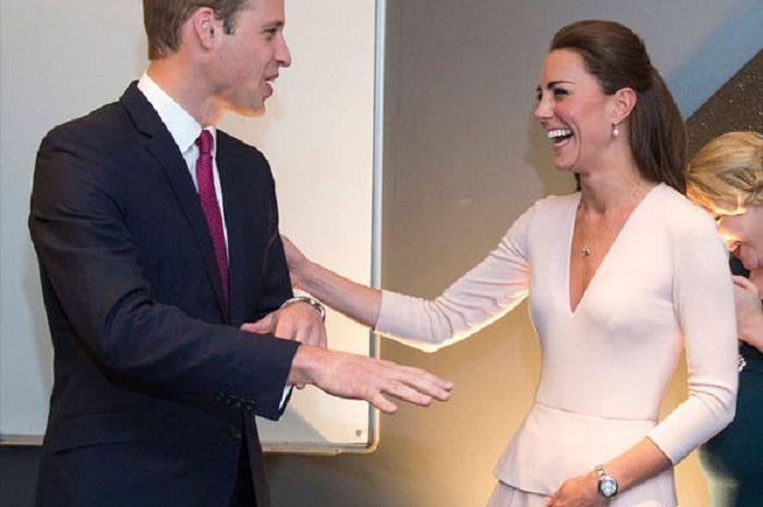 Hadiah Pangeran William untuk Kate Ini Terinspirasi dari Putri Diana