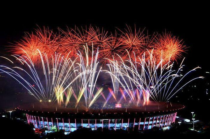 Dana untuk seremoni Asian Games 2018