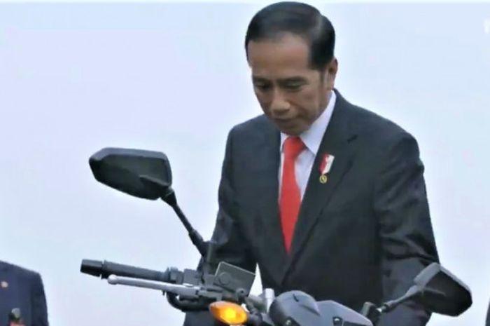 Jokowi tidak hadiri acara penutupan Asian Games 2018