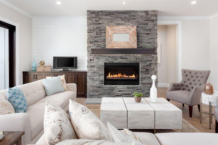 Ilustrasi desain rumah agar jauh dari kebakaran