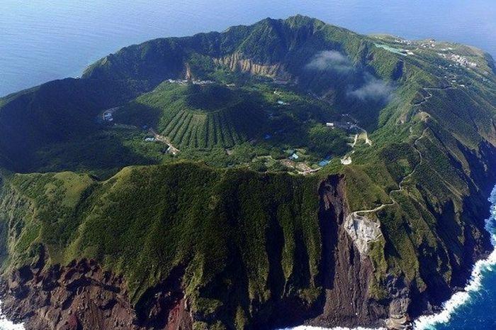Pulau Aoghasima salah satu pulau berbahaya di Jepang