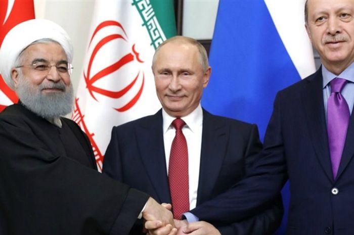 Koalisi Iran, Rusia, dan Turki