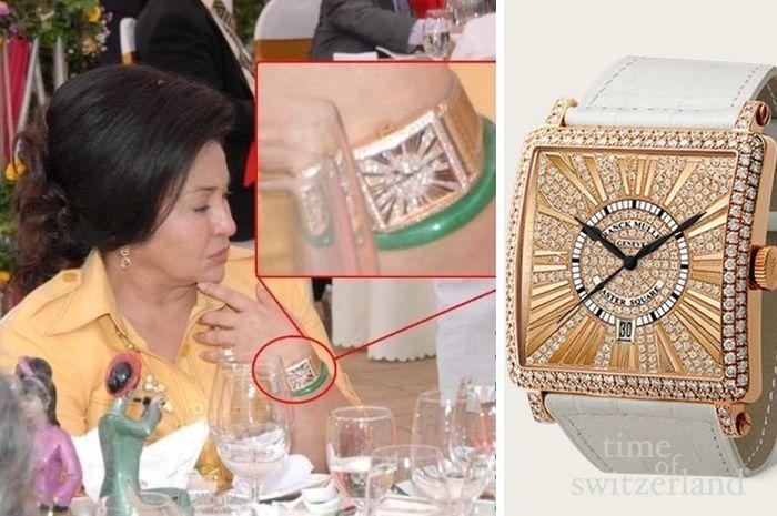 Barang mewah yang dimiliki Rosmah Mansor