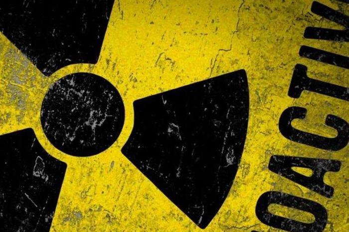 Ilustrasi radioaktif.