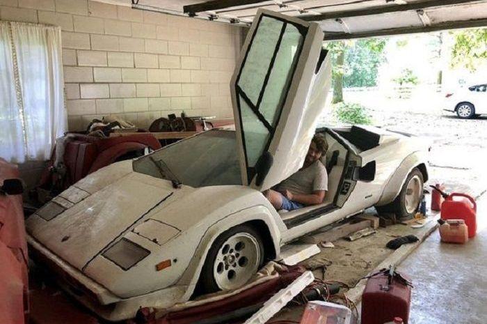 Temukan Mobil Mewah Di Garasi Tua Remaja Ini Mendadak Jadi