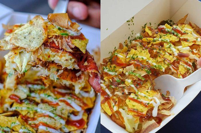 Martabak Jepang Kuliner Unik Di Yogyakarta Yang Lagi Viral