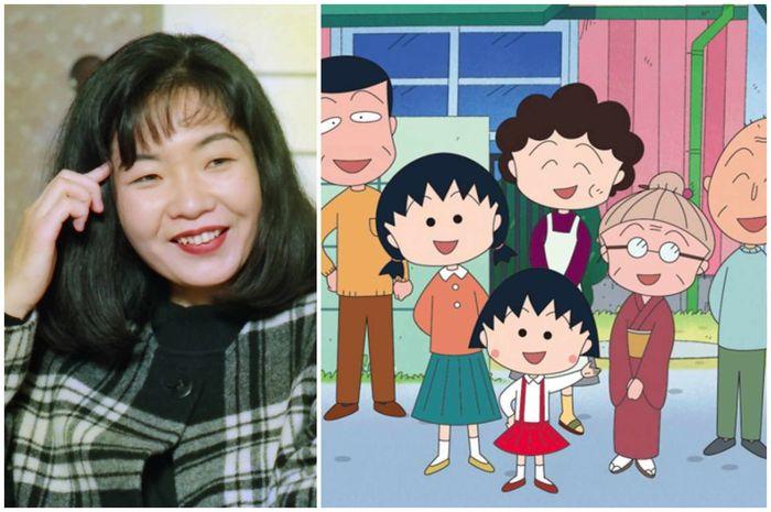 Pencipta karakter Chibi Maruko-chan meninggal