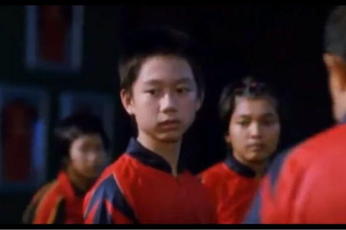 Kevin Sanjaya dalam film King