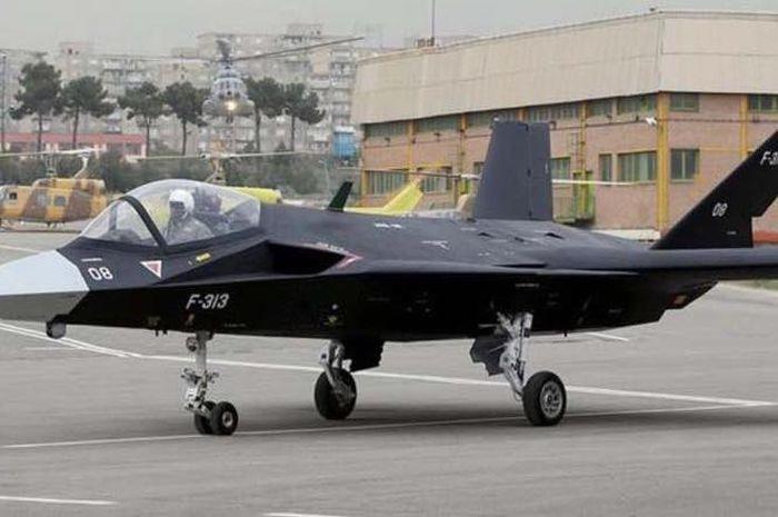 Jet tempur siluman Iran Qaher-F313