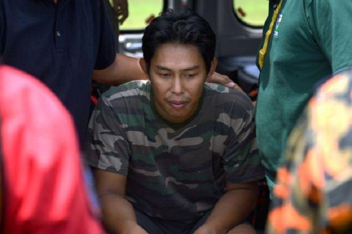 Tarmizi Ahmad Japli ditemukan selamat setelah 2 minggu hilang di hutan.