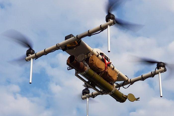 Drone Setan Ukraina