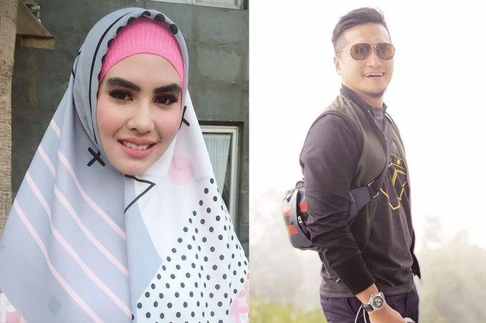Kartika Putri dan Arie Untung