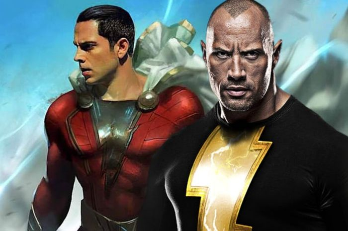Alasan mengapa Black Adam nggak akan muncul di film Shazam!