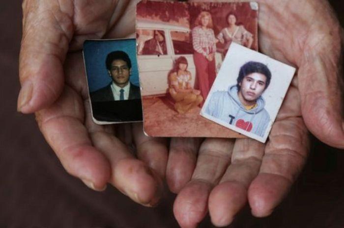 anak muda Venezuela memilih pergi dari negaranya dan meninggalkan orangtua mereka